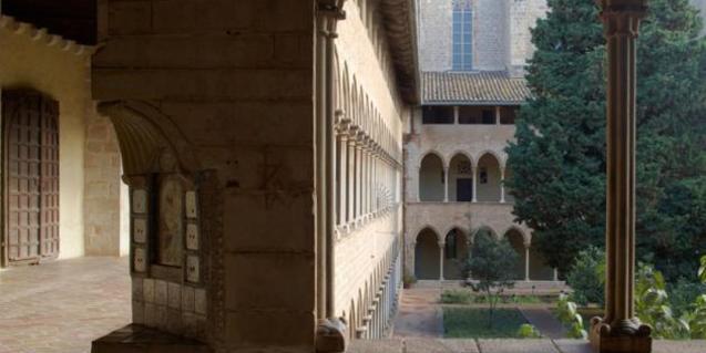 Las 'Noches musicales' tienen lugar en el claustro del monasterio