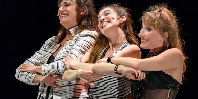 The Feliuettes són les intèrprets de 'Cobi Curro Naranjito'