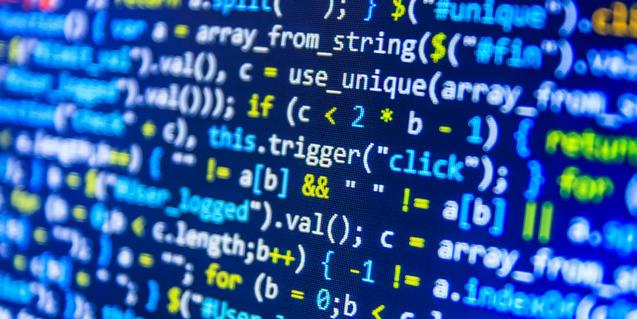 Programar a les fosques