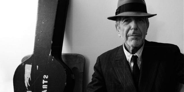 El espectáculo de homenaje a Leonard Cohen se hará el 10 de marzo