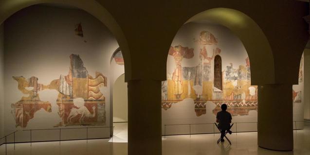 La col·lecció completa d'obres del Museu Nacional està disponible virtualment