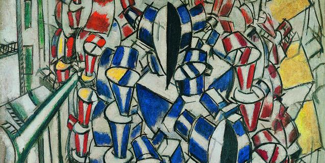 Quadre de Fernand Legere