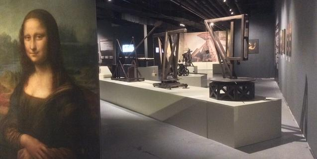 'Da Vinci, Los inventos de un genio'