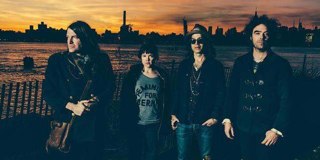 Un retrato de grupo de la banda de Oregon