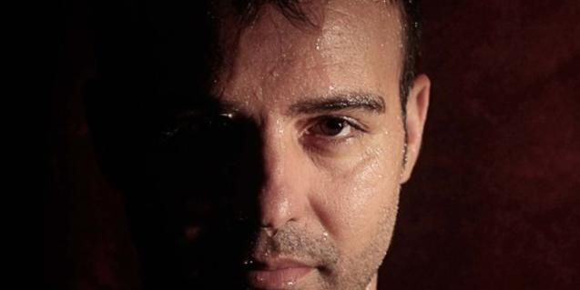 Una imagen promocional del actor y cantante Daniel Anglès