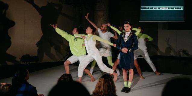 'Get No', d'Irene García, al Dansa ARA del 2019