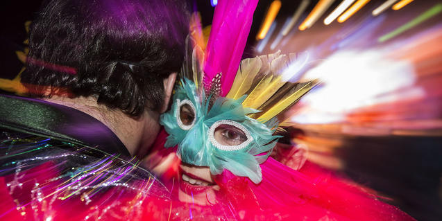Carnival Barcelona bcn party