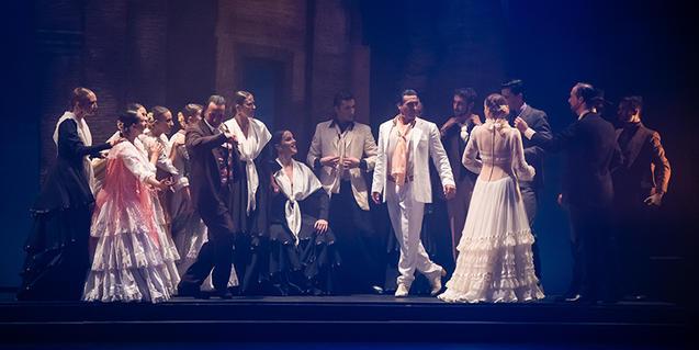 La Compañía Antonio Márquez interpreta 'Medea' al Teatre Tívoli