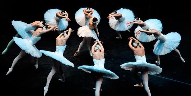 El Ballet de Moscú torna amb 'El llac dels cignes'