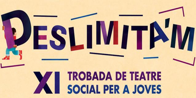 Cartell de la present edició del Deslimita'm