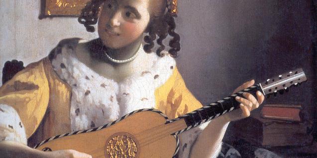 'Vermeer i la música: l'art de l'amor i l'oci'