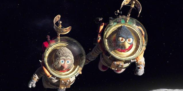 Una aventura espacial con Solan y Eri.