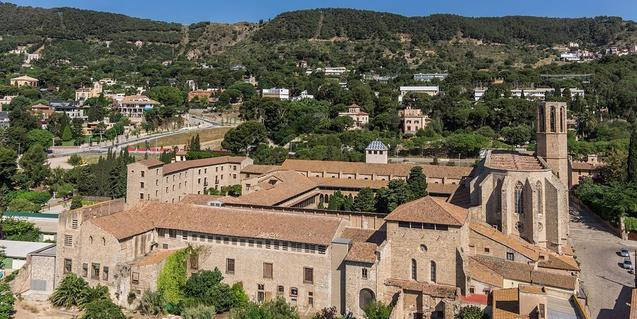 the Royal Monastery of Pedralbes