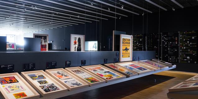 Exposición del Museo del Diseño de Barcelona