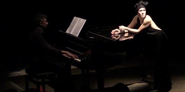 Un momento del musical protagonizado por la actriz y cantante Mariona Castillo