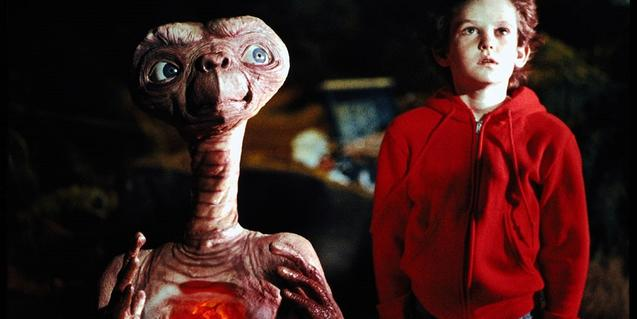 'E.T.', un clásico del cine que se proyectará en el Phenomena el 29 de diciembre