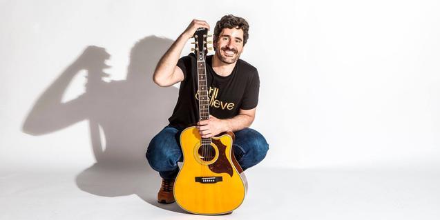 El cantautor barcelonés Edu Quindós