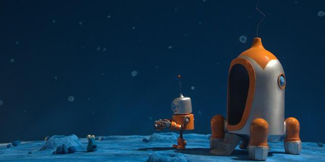 Fotograma de la pel·lícula Hi havia una vegada una lluna blava