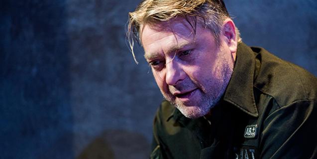 L'actor Pere Arquillué a 'El preu'