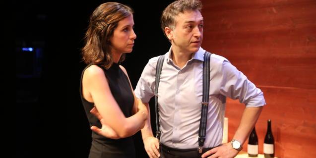'El test' está protagonizado, entre otros, por Clàudia Costas y Sergio Caballero
