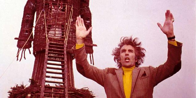 'The Wicker Man' (Robin Hardy)