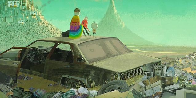 Una imatge de la pel·lícula.