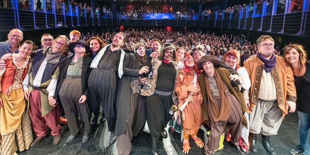 'Els músics de Bremen in concert'