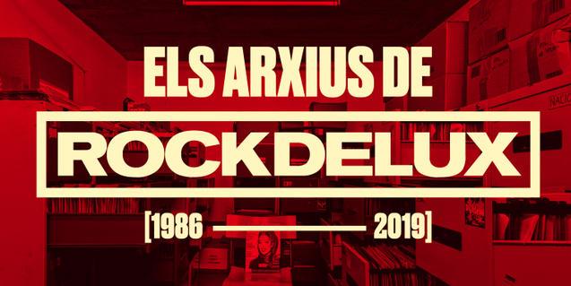'Los Archivos de Rockdelux (1984-2020)'