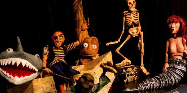 'El tresor pirata' de Marionetes Nòmades inaugura el cicle.