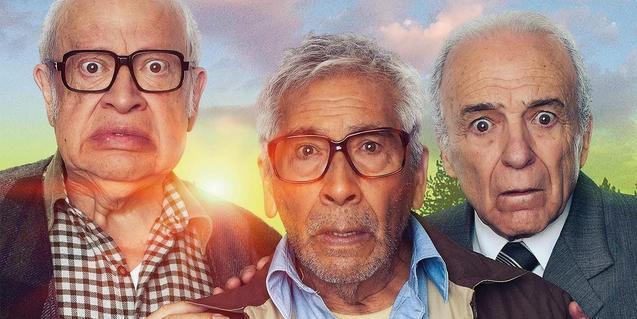 Fotografia del cartell del film 'En el último trago'