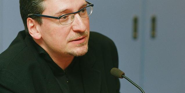 Enric Calpena protagonitzarà la xerrada del dia 1 de desembre