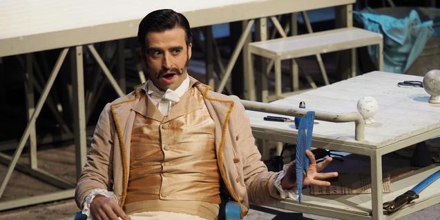 'El jove barber de Sevilla', òpera per a tota la família.