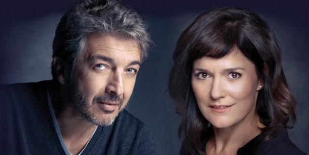 Ricardo Darín y Andrea Pietra