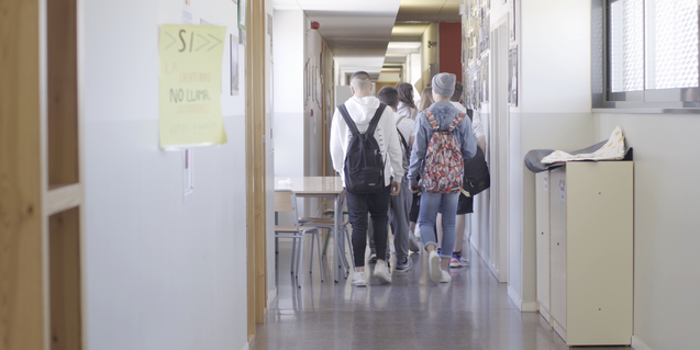 'La nova escola', documental que analiza el impacto del programa educativo Escola Nova 21