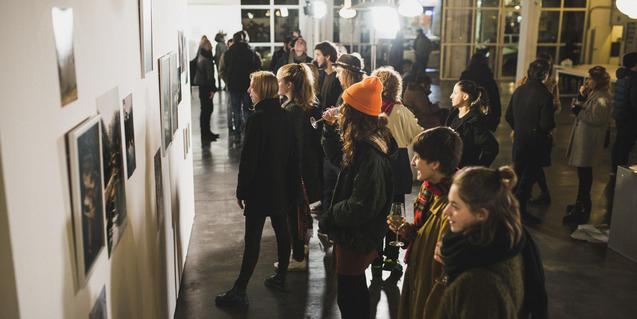 Imagen de una edición anterior del Poblenou Open Night