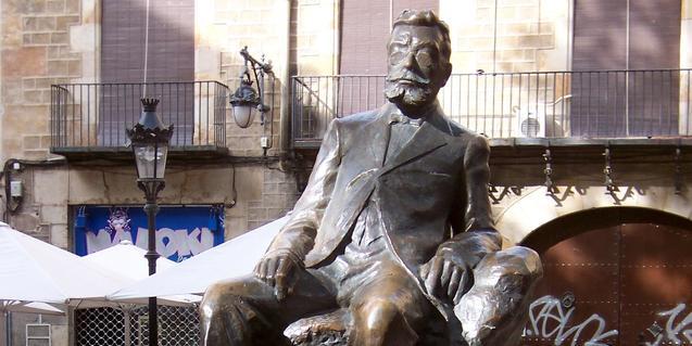 Àngel Guimerà es uno de los dramaturgos más representados en Cataluña