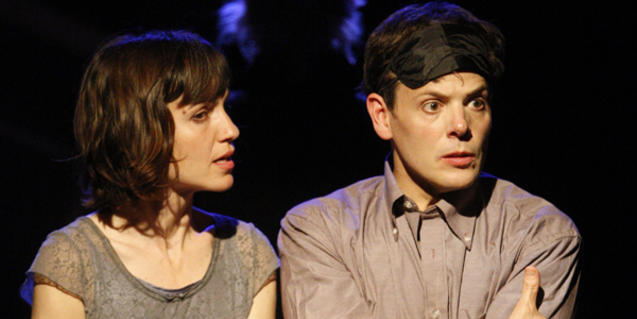 El espectáculo cuenta con tres intérpretes y música en directo