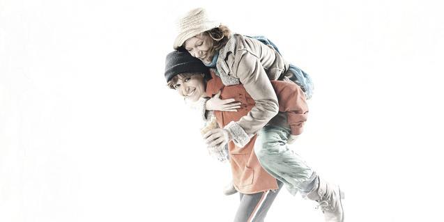 'Eva i Adela als afores' estarà en cartell fins al 30 d'abril
