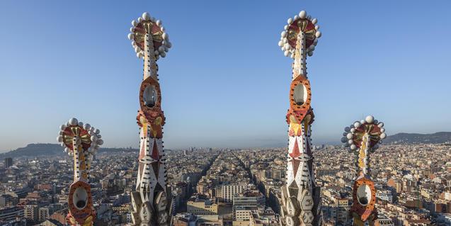 Está previsto terminar el templo de la Sagrada Familia en el año 2026, coincidiendo con el centenario de la muerte de Antoni Gaudí