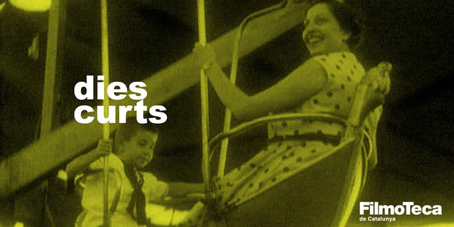 'Dies curts' és la iniciativa de la Filmoteca de Catalunya per donar visibilitat al format del curtmetratge