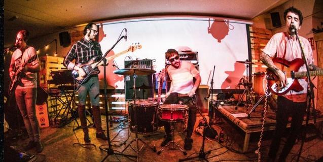 La banda Exnovios protagoniza la primera sesión del BIS Festival