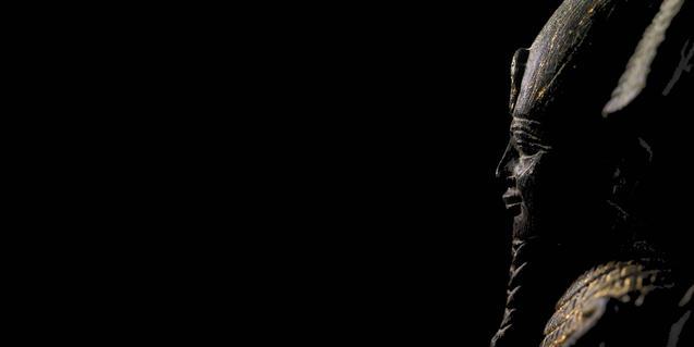 El déu Osiris protagonitza l'exposició temporal del Museu Egipci