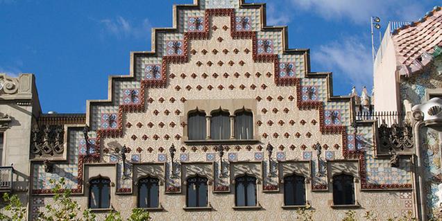 Visitad la Casa Museo Amatller gracias a Casas Singulares