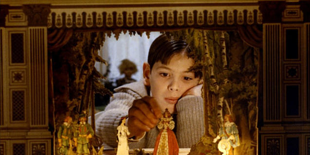 A scene from 'Fanny and Alexander'