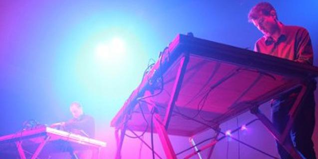 Una imagen de un concierto de los Fasenuova
