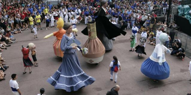 Gràcia local festival