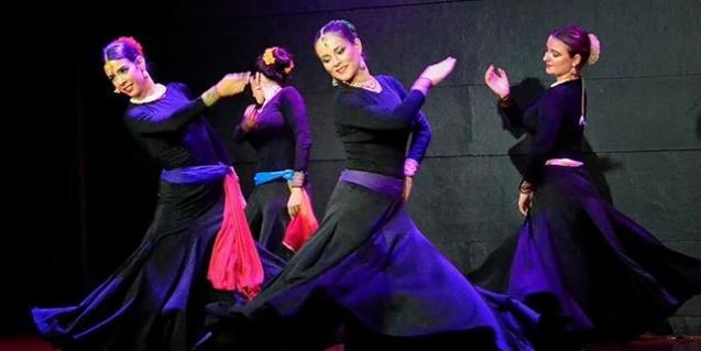 Un moment d'una edició anterior del Festival de Dansa de Nou Barris