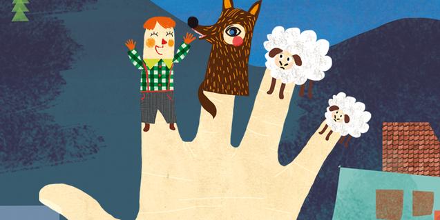 Il·lustració del cartell de l'obra