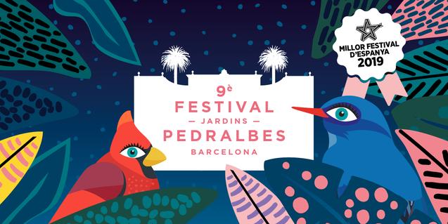 9ª edición del Festival Jardins Pedralbes