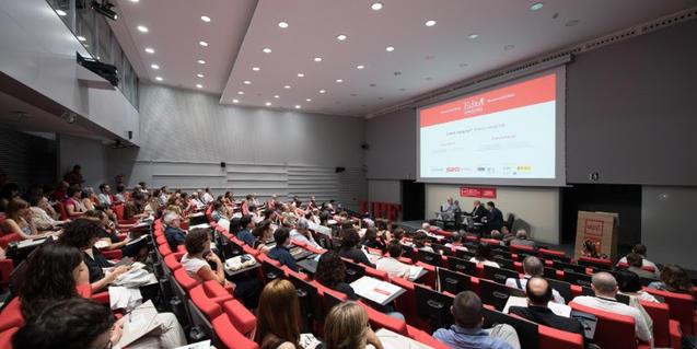 Una imagen de la primera edición del Foro Edita, celebrada el año pasado
